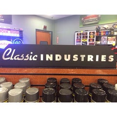 Photo taken at Classic Industries by Abdullah Q. on 4/9/2014