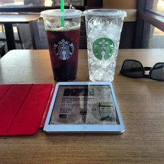 Photo taken at Starbucks by Marc D. on 8/11/2013