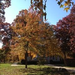 Photo taken at Tippecanoe Battlefield by James B. on 10/21/2012