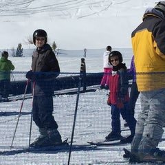 Photo taken at Winter Park Mountain Lodge by Adam S. on 3/26/2015