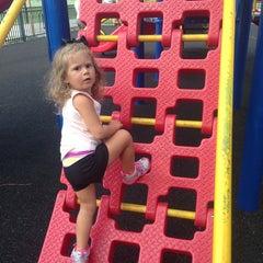 Photo taken at Veterans Park by Megan S. on 7/29/2014