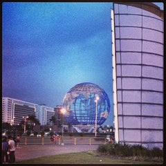 Photo taken at SM Mall of Asia by sam d. on 6/23/2013