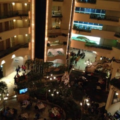 Photo taken at Embassy Suites by Hilton Monterey Bay Seaside by Tiago V. on 12/30/2013
