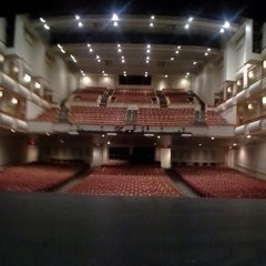 Photo taken at Curtis M. Phillips Center for the Performing Arts by Thomas C. on 5/1/2013