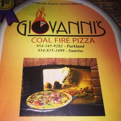 Photo taken at Giovanni's Coal Fire Pizza by David S. on 3/23/2013