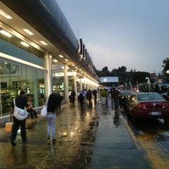 Photo taken at Central de Autobuses del Sur by Matthew A. on 5/17/2013