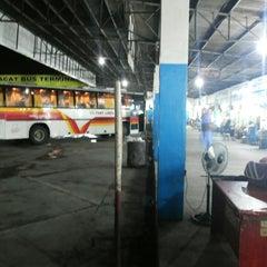 Photo taken at Mabalacat Bus Terminal by Jeffrey E. on 5/30/2013
