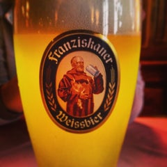 Photo taken at Spaten-Franziskaner Brau GmbH by EBober B. on 1/18/2014