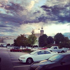 Photo taken at Mall of Georgia Parking Lot by Jonathan B. on 10/13/2013