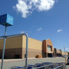 Photo taken at Walmart Supercenter by Kim J. on 5/4/2013