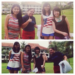 Photo taken at Bintan Lagoon Resort by Beena R. on 10/21/2013