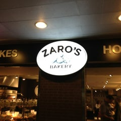 Photo taken at Zaro's Bakery by Carina P. on 6/21/2013
