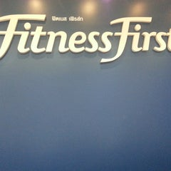 Photo taken at Fitness First (ฟิตเนส เฟิรส์ท) by SuZie T. on 10/24/2014