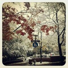 Photo taken at Heimeranplatz by Frank P. on 10/28/2012