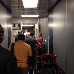 Photo taken at Gate A15 by Albert S. on 7/18/2014