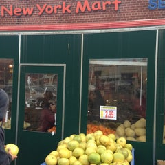 Photo taken at New York Mart by Albert S. on 11/9/2013
