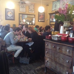 Photo taken at Le Grainne Cafe by Michele on 3/16/2013