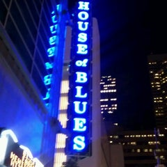 Photo taken at House of Blues by Ken B. on 10/20/2012