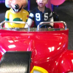 Photo taken at Chuck E. Cheese's by Patrick C. on 2/22/2014