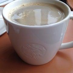Photo taken at Starbucks by Paul H. on 10/19/2013