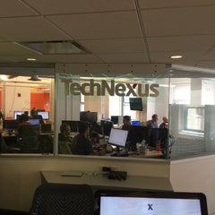 Photo taken at TechNexus by Jeff C. on 7/21/2015