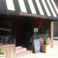 Photo taken at Bombacigno's J & C Restaurant by Jeff C. on 9/24/2012