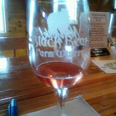 Photo taken at Black Bear Winery by Misty M. on 8/31/2013