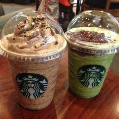 Photo taken at Starbucks (สตาร์บัคส์) by Beau ^. on 5/24/2013