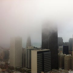 Photo taken at Grandviews Lounge At The Grand Hyatt by April D. on 7/16/2012