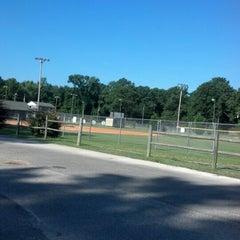 Photo taken at Millbrook Softball Complex by LeeAnn D. on 7/15/2012