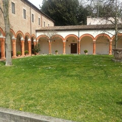 Photo taken at San Girolamo dei Gesuati by Paolo D. on 3/27/2014