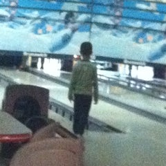Photo taken at Golden Bowling by Both B. on 5/1/2013