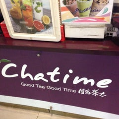 Photo taken at Chatime by Eirien A. on 3/1/2015