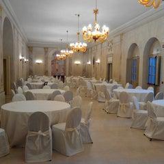 Photo taken at Villa Fenaroli Palace Hotel by Maurizio C. on 6/9/2013