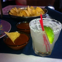 Photo taken at Rosa Mexicano by Ptk B. on 7/16/2013