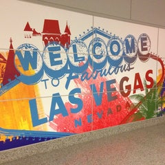 Photo taken at McCarran International Airport (LAS) by Bob V. on 6/27/2013