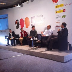 Photo taken at FICOD 2011 by cesar m. on 11/23/2011
