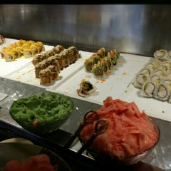 Photo taken at New Town Super Buffet by Eduardo P. on 12/16/2015