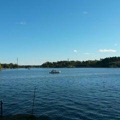 Photo taken at Kalasatama / Fiskehamnen by Miika H. on 10/8/2015