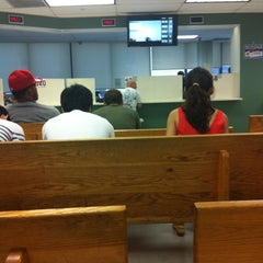 Photo taken at New York State DMV by Mimi J. on 6/21/2013