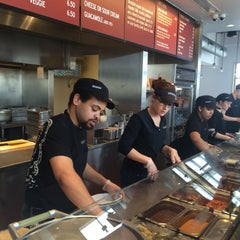 Photo taken at Chipotle Mexican Grill by Joe G. on 4/6/2015