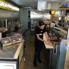 Photo taken at Which Wich? Superior Sandwiches by Bill K. on 2/1/2015
