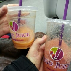 Photo taken at Jugo Juice by Germany F. on 11/16/2013