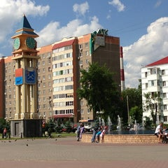 Photo taken at Подольск by Natalia I. on 6/15/2013