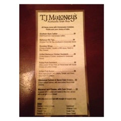 Photo taken at T J Maloney's Irish Pub by Huggi W. on 6/26/2013