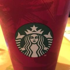 Photo taken at Starbucks by Basak on 11/16/2014