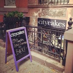 Photo taken at City Cakes by Jenny S. on 10/12/2012