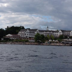 Photo taken at The Sagamore by aynur u. on 8/23/2014