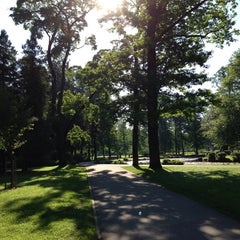 Photo taken at Arkādijas parks by Zane R. on 5/30/2013