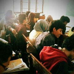 Photo taken at Universitas Gunadarma by Muhammad S. on 11/27/2012
